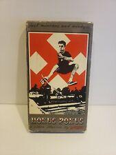 Hokus Pokus: A Video Illusion by H-Street VHS (1990 HStreet) HTF OOP Skate Video