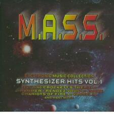 Mass-sintetizzatore HITS VOL. 1 di M.A. S.S. e Stephan Kaske OVP