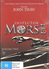 Inspector Morse Volume Two 2 Second DVD NEW John Thaw