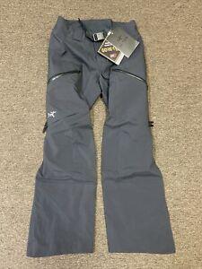 Arc'teryx Sentinel AR Pant Women's Gore-Tex Ski Small Black 24012 NEW with Tags
