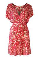 BALENCIAGA Pink Short Sleeved Summer Dress (42)