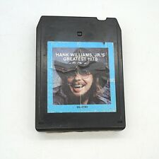 8 Track 8 - Spur Tonband Hank Williams inkl. DHL Paketversand