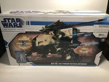 Star Wars AT-TE The Clone Wars All Terrain Tactical Enforcer Vehicle TCW NEW