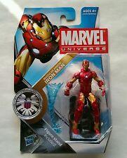 Marvel Universe Modular Armor Iron Man 3.75 Action Figure Series 3 #004
