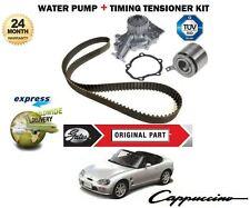 FOR SUZUKI CAPPUCCINO 0.7 1993-1995 TIMING CAM BELT TENSIONER KIT & WATER PUMP