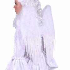 CODIRATO Ali dAngelo Ali di Piume con Cinghie Elastiche Halloween Costume Ali per Donne Ragazze Cosplay 40x60cm//16x24inch