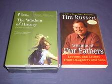 Teaching Co Great Courses  CDs          THE WISDOM of HISTORY        new + BONUS