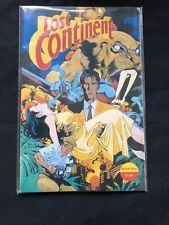 Lost Continent (1990) #1 VF Very Fine