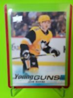 John Marino Young Guns Rookie Upper Deck Series 2 2019/20 #458 Penguins