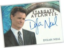 Stargate Heroes (Atlantis) - Dylan Neal - Dave Sheppard Auto/Autograph Card (B)