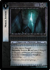 Lord of the Rings CCG Return of the King 7U185 Morgul Answers X2 LOTR TCG
