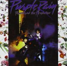 "PRINCE/OST ""PURPLE RAIN"" SOUNDTRACK CD NEW"