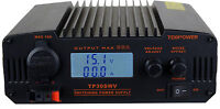 Used TekPower TP30SWV 30 Amp DC 13.8V Switching Power Supply with Noise Offset
