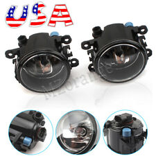 Fog Light Lamp For ACURA TSX RDX TL HONDA 2011-2014 2015 CRV Pilot w/ H11 Bulbs
