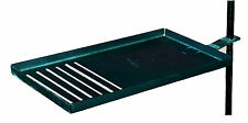 Hillbilly 540mm x 300mm BBQ/Grill plate swing over CookStand 19mm pole mount
