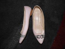 ESCADA Ballerina Leder Gr. 39 Rosa