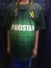 Pakistan Cricket Team Worldcup 2019 Shirt Kids Sizes 2t-5t,6-14
