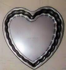 Ruffle Heart  2 pc Cake Pan from Wiliams-Sonoma - NEW