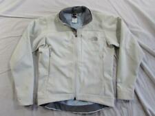 Womens The North Face White Apex Soft Shell Jacket Sz XS Pre Owned Shape