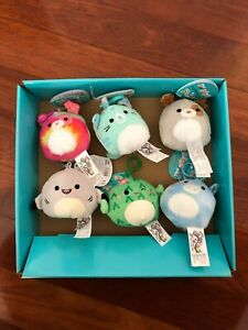 Squishmallow Clip-on Assorted Mystery! BNWT! HTF! May be an AUS Exclusive!