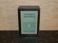 The Complete Short Stories Of W Somerset Maugham 2 Volumes 1952 Box Set