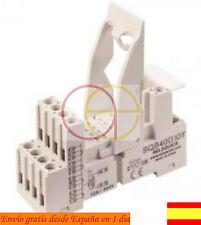 RELE: RELAY RELEVADOR RAIL DIN BORNAS Farnell Finder Omron Arduino SQB40D10T