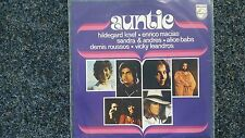Hildegard Knef & Vicky Leandros & Demis Roussos & Alice Babs - Auntie 7'' Single