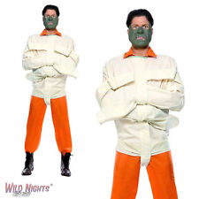 FANCY DRESS COSTUME # MENS HALLOWEEN HANNIBAL JUMPSUIT / JACKET