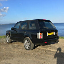 Right-hand drive Range Rover 4 Doors Cars