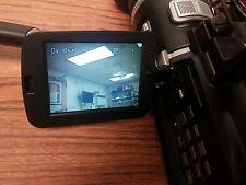 JVC jy-hd10u Camcorder Camera broken power switch