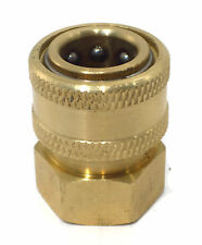 """QUICK DISCONNECT COUPLER SOCKET 3/8"""" FMP for Power Pressure Washer Water Pump"""