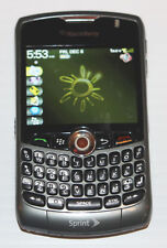 BlackBerry Curve 8330 (Sprint) QWERTY Phone - AS-IS Incomplete (Clean ESN)
