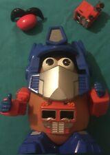 Playskool Transformers Optimus Prime Mr Potato Head (Optimash Prime).
