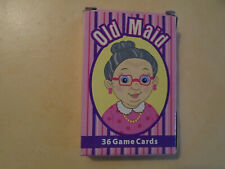 Old Maid Generic Deck Playing Card Game  for Kids One set COMPLETE