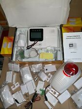 Intelligent Wireless GSM/PSTN Home Security Alarm System