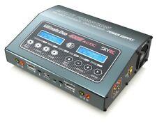 Skyrc cargador d400 ac/dc 2x200w lipo 1-7s 20a-sk100123