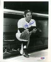 Yogi Berra Psa Dna Cert Autograph 8x10 Photo  Hand Signed Authentic New York