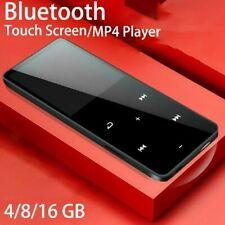 1.8Zoll HD-Bildschirm HiFi  MP3 MP4 Media Player FM Radio Bluetooth Touch Key
