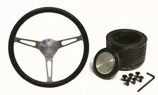 Holden HT,HK,HG SAAS Classic Steering Wheel 15 Inch 380mm Includes Boss Kit ADR