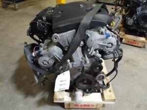 Engine 3.5L VIN A 4th Digit VQ35DE CVT Fits 09-14 MAXIMA 245824