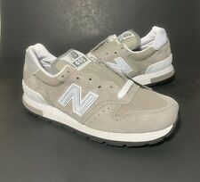 New Balance 995  Made In USA gray silver (M995GR) Men's Shoes Sz: 6.5