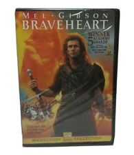 Braveheart (Dvd, 2000, Sensormatic - Widescreen) Brand New / Sealed