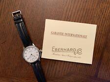 Eberhard & Co. Traversetolo Manual Winding Stainless Steel Watch Ref. 21016