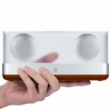 Arisen WindBox Transparent Bluetooth Speaker with 20W Output and Air-Duct Louder