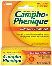 Campho-Phenique Cold sore treatment, 0.23 Ounce
