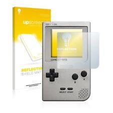 upscreen Schutzfolie für Nintendo Gameboy Pocket Displayschutzfolie Matt