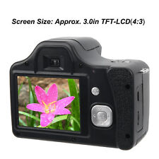 3.0in 18X Zoom HD SLR Camera Portable Digital Camera Camcorder Free Shipping