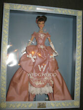 2000 Mattel Wedgwood England 1759 Collectible Barbie Doll #50823 Limited Edition