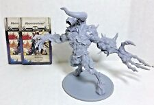 Zombicide Black Plague ABOMINOTAUR! w/card CMoN Abomination from zombie bosses