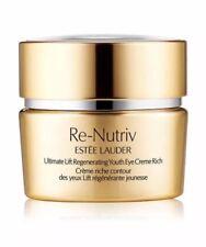 NIB Estee Lauder Re-Nutriv Ultimate Lift Regenerating Youth Eye Cream .5oz 15ml